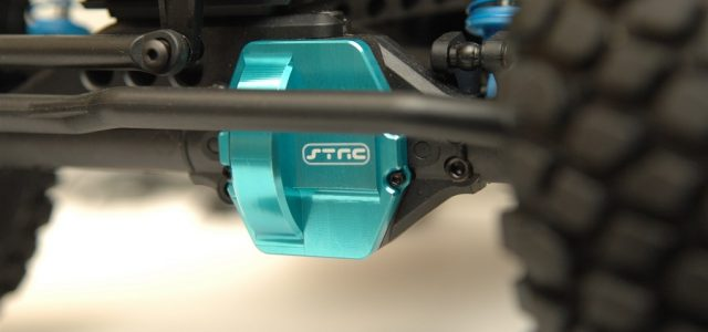 STRC Diff Covers & Suspension Links For Axial Vehicles
