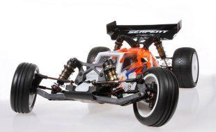 Spyder SRX2 MidHybrid 1/10 2wd Buggy