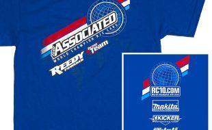 Team Associated 2016 Worlds T-shirt And Hat