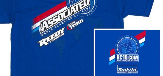 Team Associated 2016 Worlds T-shirt And Hat
