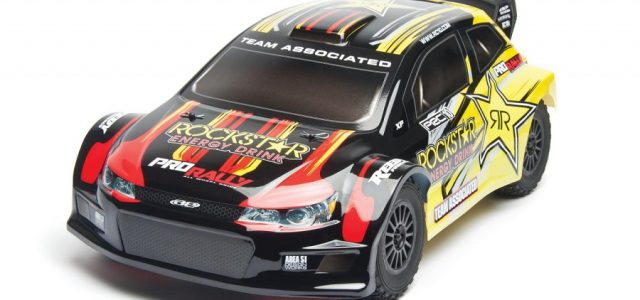 Team Associated RTR ProRally Brushless Limited Release