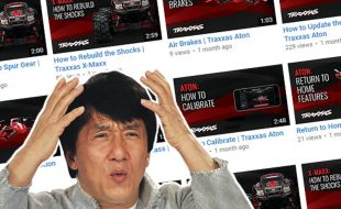 Traxxas Launches Tech Support YouTube Channel