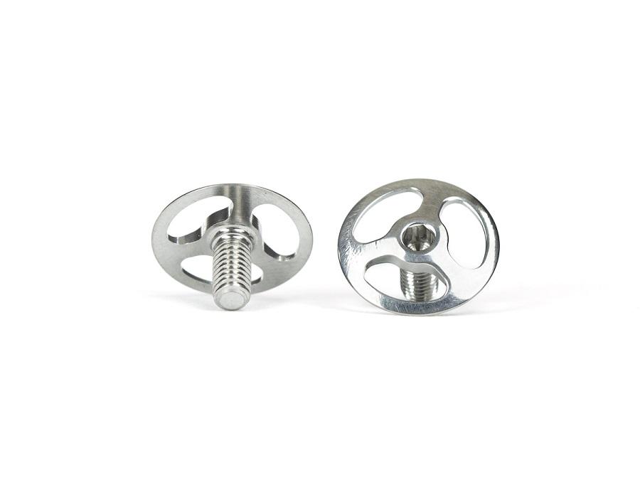 triadminiscrewwingbutton-silver