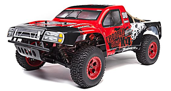 Turnigy Trooper ARR Pro Edition 4×4 1/10 Brushless SCT