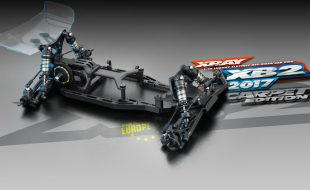 XRAY 2017 XB2 1/10 Carpet Edition Buggy