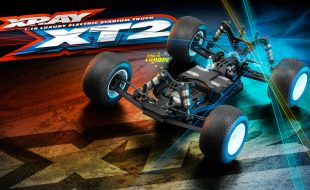 XRAY XT2 1/10 Stadium Truck