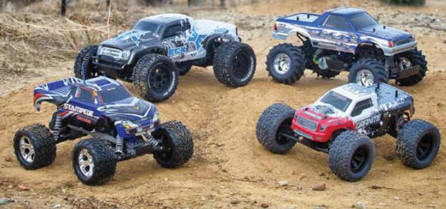 MONSTER MASH: RTR 2WD Monster Truck Shootout