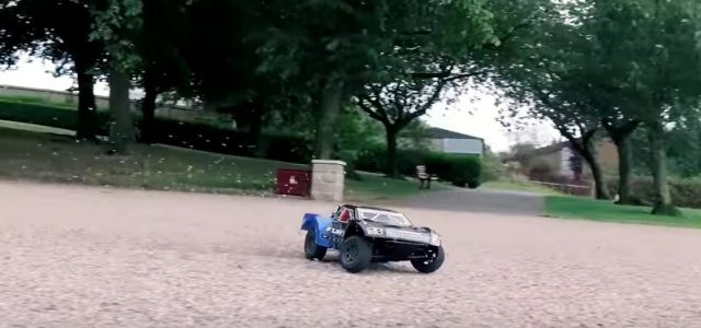 ARRMA Fury Epic Off-Roading [VIDEO]