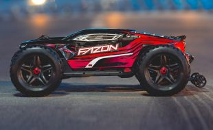ARRMA Announces FAZON 6S Monster Truck [VIDEO]