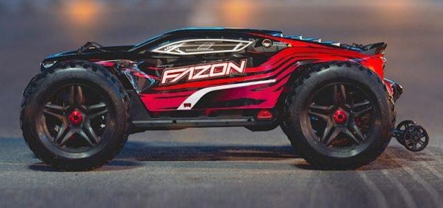 ARRMA Announces FAZON 6S Monster Truck [VIDEO]