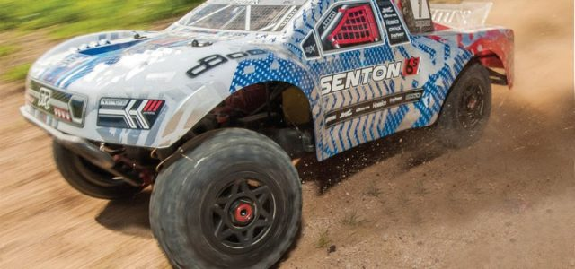 Super-Powered Short Course: Arrma Senton 6S BLX [REVIEW]