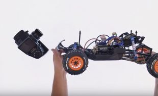 Axial Yeti Score Trophy Truck Build 2 [VIDEO]