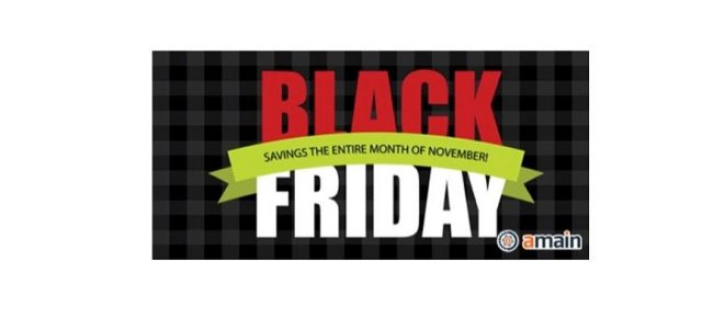 Black Friday Savings At AMain Performance Hobbies