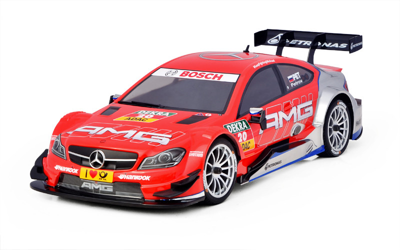 Carisma Rtr Dtm Scale Sedans Video Rc Car Action