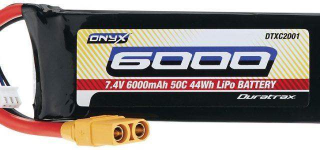 Duratrax Onyx Soft Case 2S LiPos