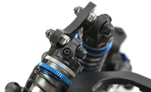 Exotek B6 & B6D Titanium Quick Change Shock Posts