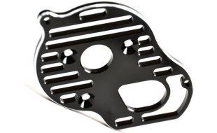 Exotek Black B6D Flite Motor Plate