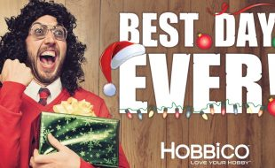 Hobbico's Best Day Ever Contest