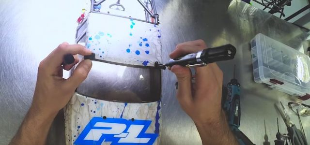 How To Roof Mount A Pro-Line 6″ LED Light Bar [VIDEO]