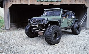 Axial Rubicon Unlimited [READER'S RIDE]