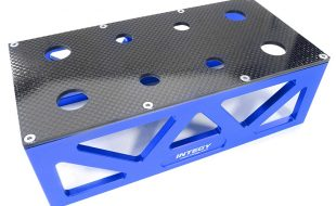 Integy Alloy HD Composite On-Road Car Stand Workstation