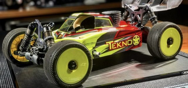 JConcepts S1 body For The Tekno NB48.3