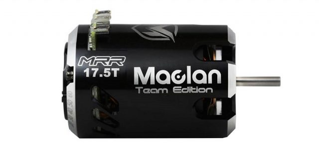 Maclan Racing MRR Team Edition Motor