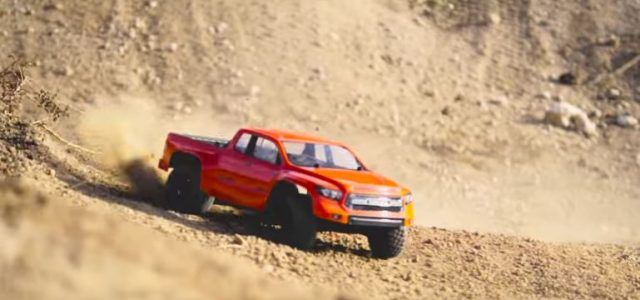 Pro-Line Toyota Tundra TRD Pro Clear Body [VIDEO]