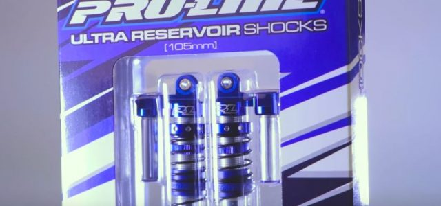 Pro-Line Ultra Reservoir Shocks [VIDEO]