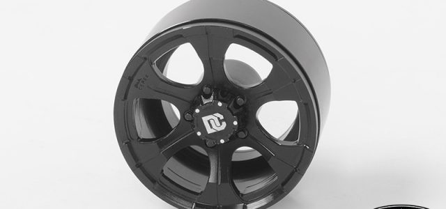 RC4WD Dick Cepek Matrix 1.55″ Beadlock Wheels