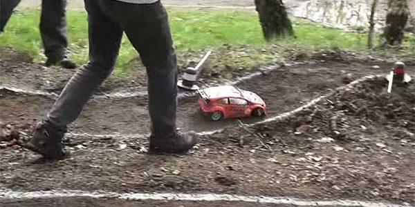 Rally Car Racing: A Fresh Approach [VIDEO]