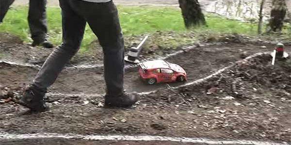 Rally Car Racing: A Fresh Approach [VIDEO]