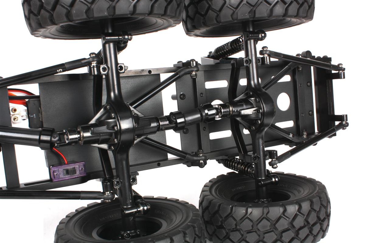 RC4WD Beast 6X6 RTR