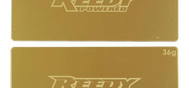 Reedy Updates LiPo Battery Weight Set