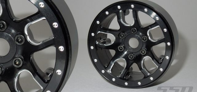 SSD 1.9″ Double Time Beadlock Wheels