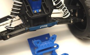 STRC Aluminum Option Parts For The Traxxas Bigfoot