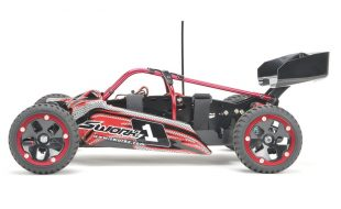 SWORKZ RTR FOX44 4×4 1/10 Brushless Buggy