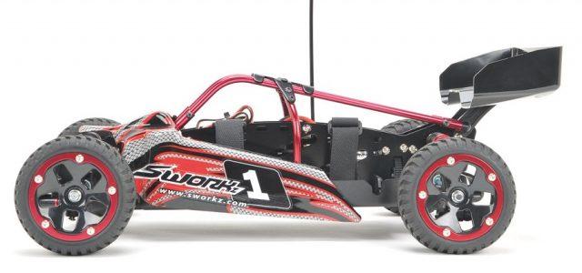 SWORKZ RTR FOX44 4×4 1/10 Brushless Buggy