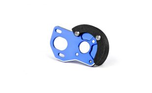 Schelle B6 Laydown Motor Plate And Spur Guard