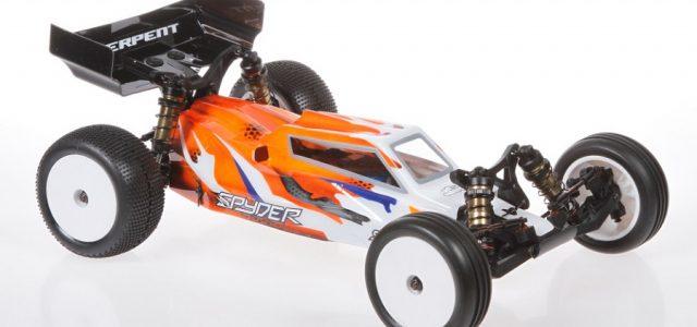 Serpent Spyder SRX2 Mid Hybrid 1/10 2wd Buggy