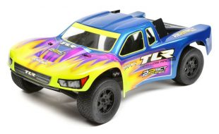 TLR 22SCT 3.0 2WD 1/10 Short Course Truck Race Kit