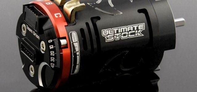 Team Orion Vortex Ultimate Stock Brushless Motors