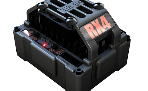 Tekin RX4 HardBox Brushless Sensored ESC