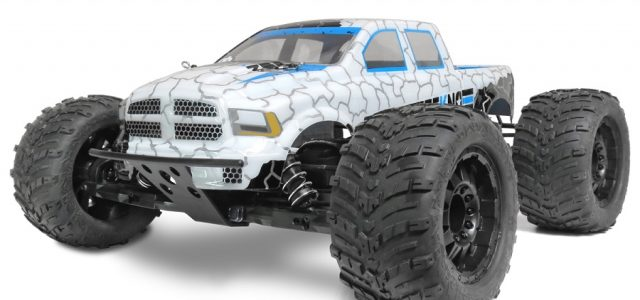 Tekno RC MT410 1/10 Electric 4×4 Monster Truck Kit [VIDEO]