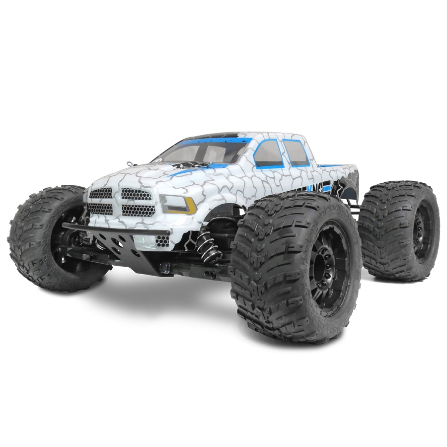 Rc Rc: Tekno RC MT410 1/10 Electric 4×4 Monster Truck Kit [VIDEO