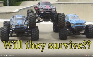 Here's 8 Minutes of X-Maxxes Getting Pummelled [VIDEO]