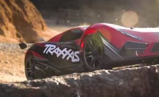 Traxxas XO-1 Supercar Canyon Run [VIDEO]