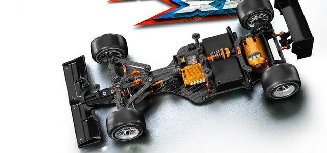 XRAY 2017 X1 Formula Car Kit