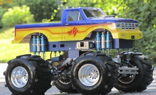 Tamiya Clod Buster Time Machine [READER'S RIDE]
