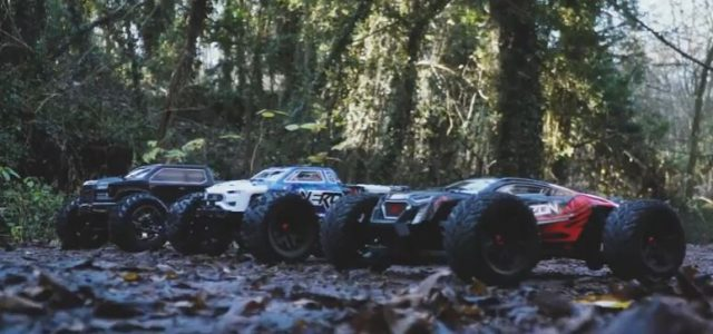ARRMA's Ultimate Bashing Brothers [VIDEO]